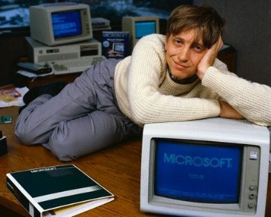 In 7 Days, Bill Gates Leaves Microsoft in Flux. What's Next?