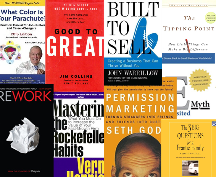 25 Best Business Books Ever