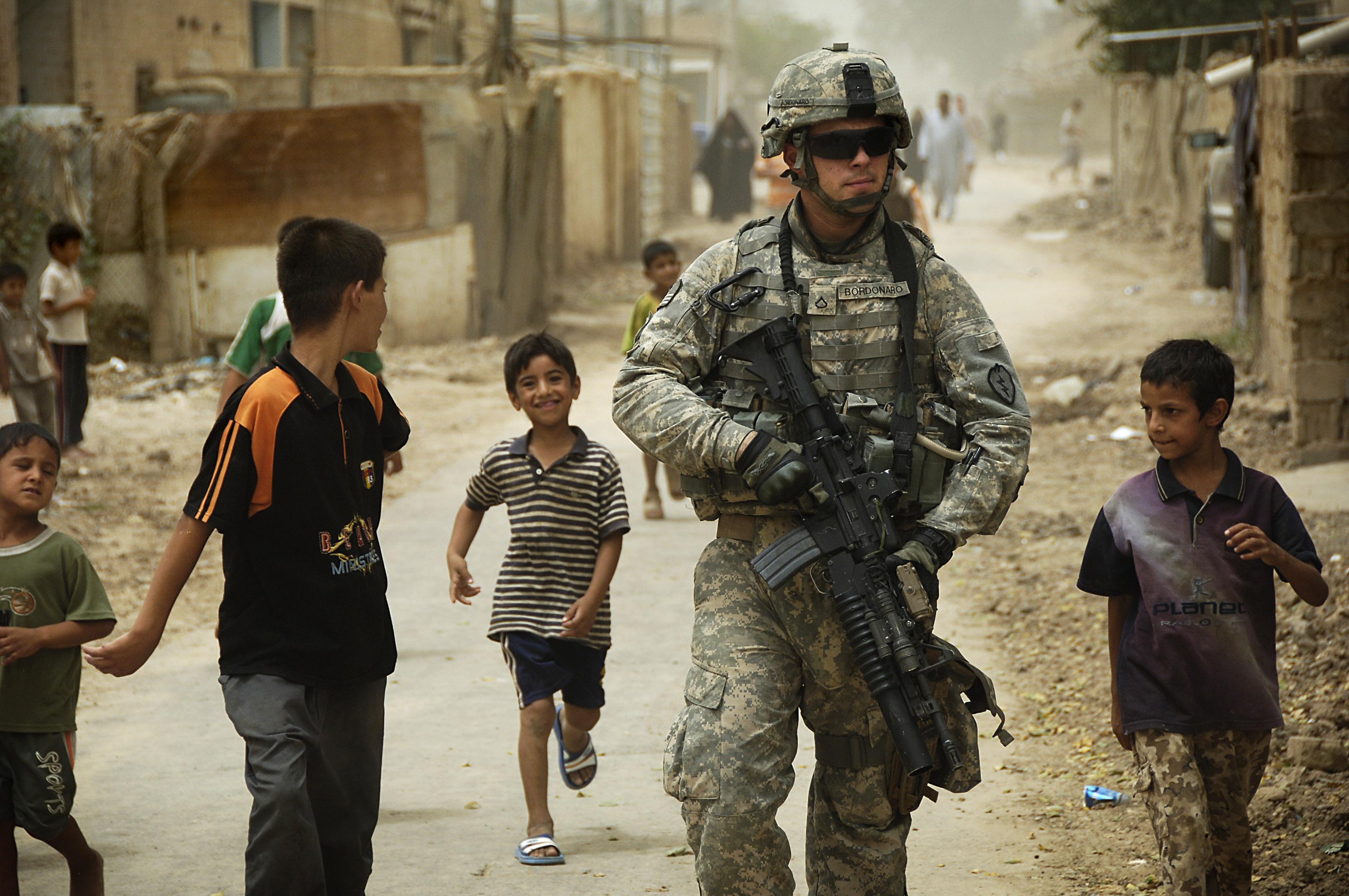 The Iraq War and Profiteering
