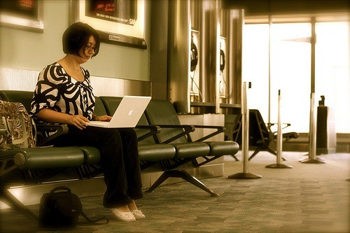 airport_gate_boarding_MaryamS_Flickr