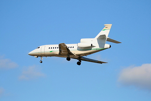 Citigroup Buys $50 Million New Corporate Jet