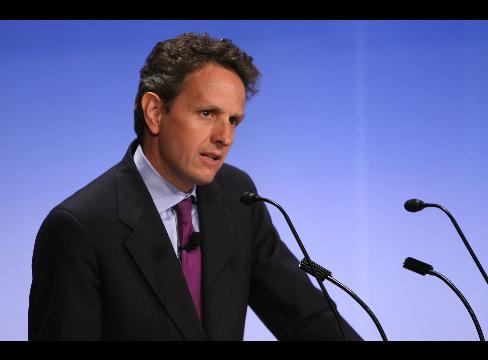Tim Geithner - Treasury Secretary