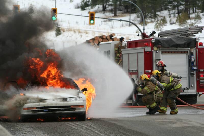 Image: Merritt Fire Rescue Dept.