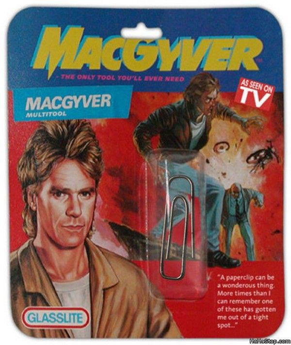 macgyvertool