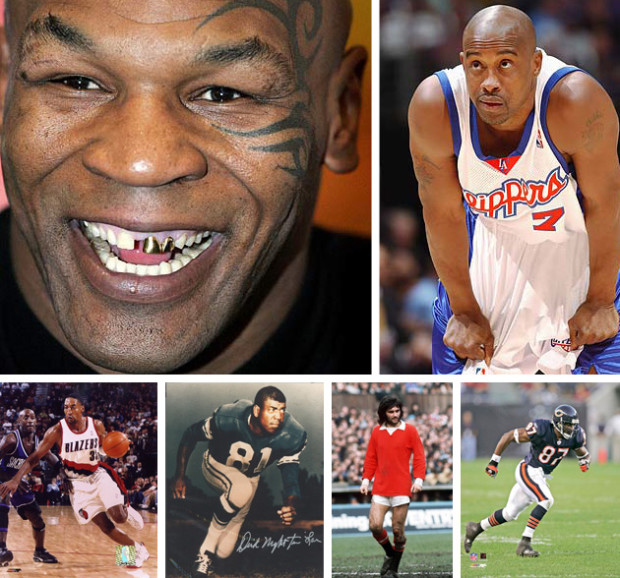 25 Rich Athletes Who Went Broke