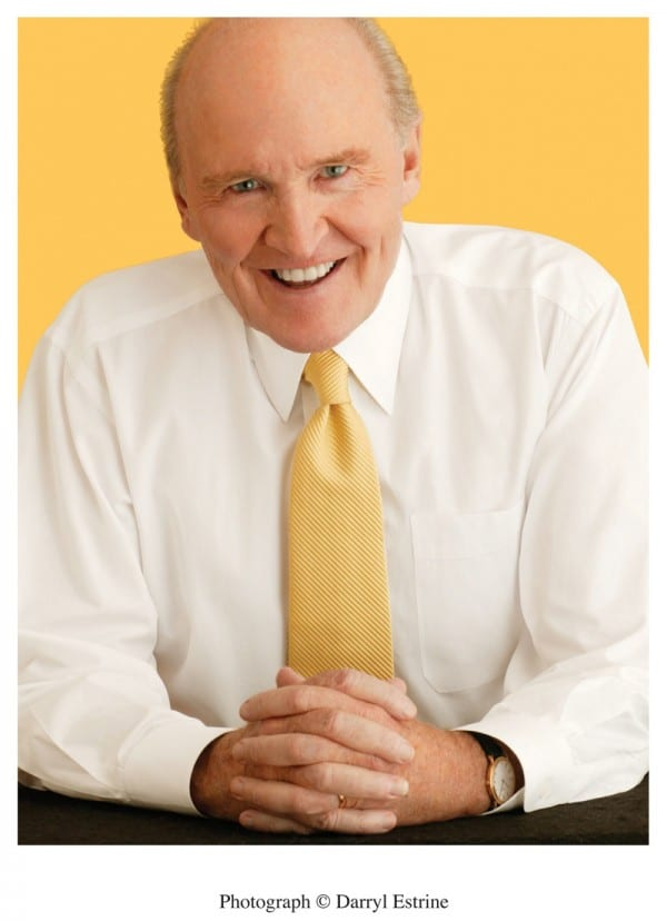 Would You Get A Jack Welch Mba