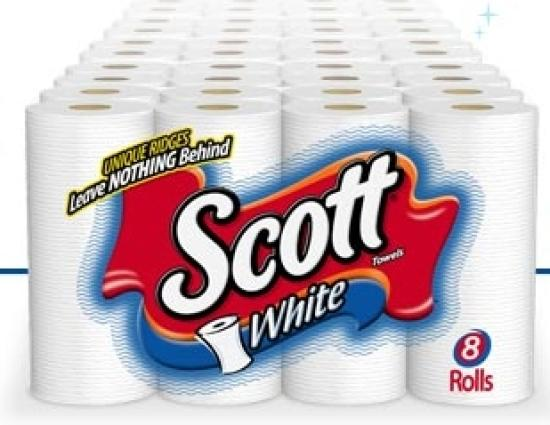 scott paper towels research When you choose the scott® brand, you make practical choices without compromising on quality and value.