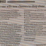 Why One Wife Now Chooses to Shop Alone