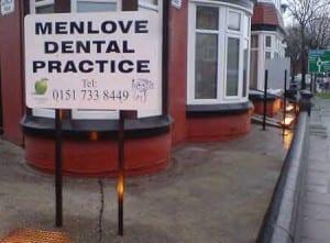 Menlove Dentist