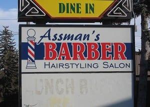 assman barber