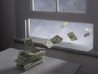 bye bye money