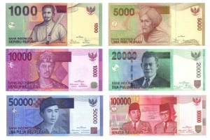 money - indonesia
