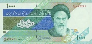 money - iran