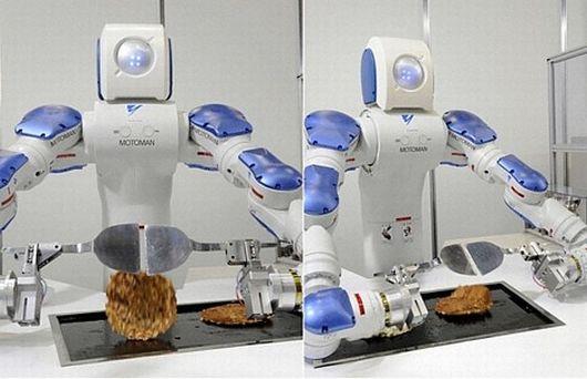 robot - chef