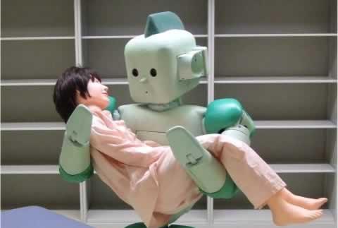 robot - riman