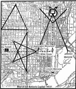 washington street map