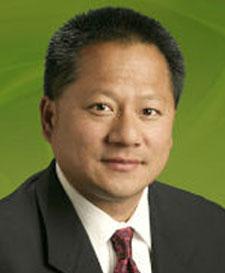 CEO - Jen Husn Huang
