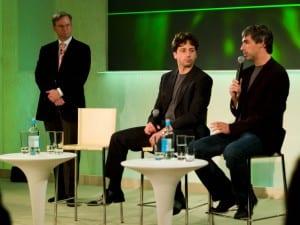 CEO - Larry Page sergey brin