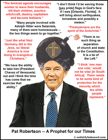 Image result for pat robertson quotes