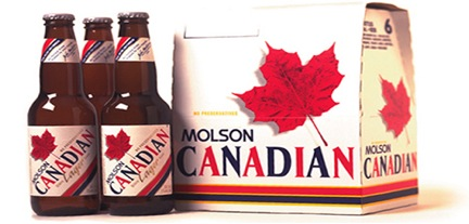 Molson Hunts for College Drunks