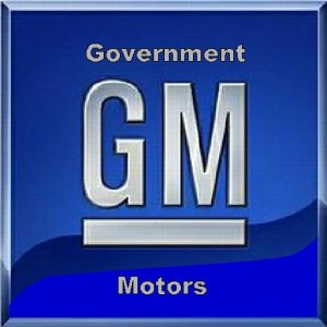 GM Pushes Around Gov. Money, Earns First Profit Since 2007