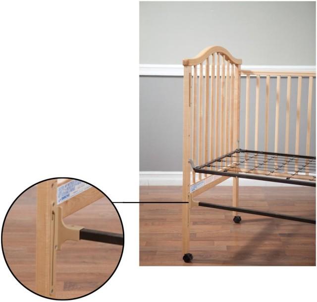 2+ Million Cribs Recalled