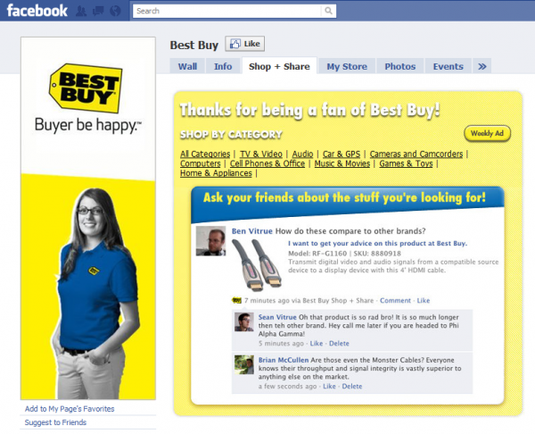 Best Buy FB