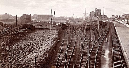 Železnicové šílenství