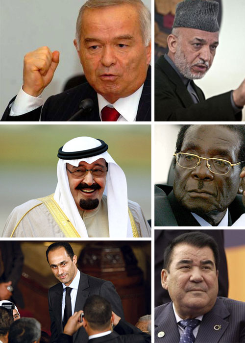 15 Ruthless Dictators Looking for Love on OK Cupid