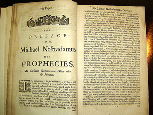 a biography and life work of nostradamus a french occultist Nostradamus's biography to some accounts of nostradamus's life state that he was it is a purported translation of an ancient greek work on egyptian.
