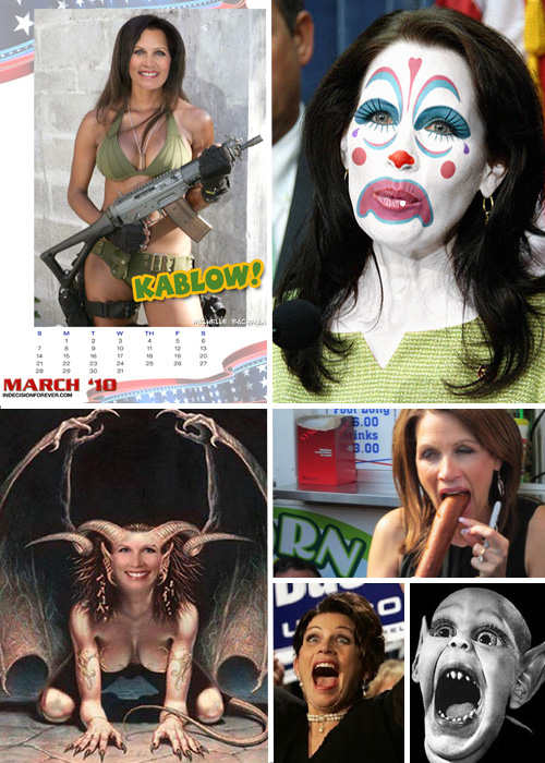10 Ways Michele Bachmann is Like Satan