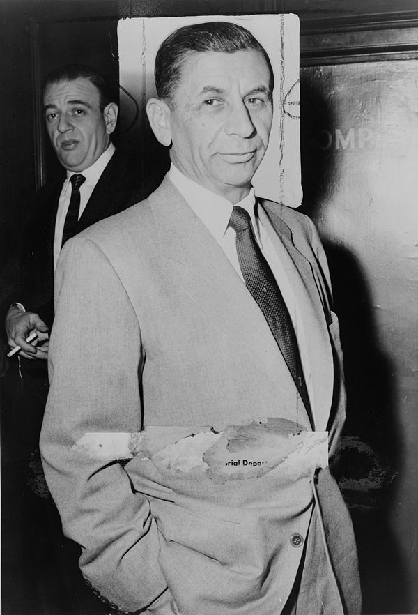 9. Meyer Lansky ($300-400 million)