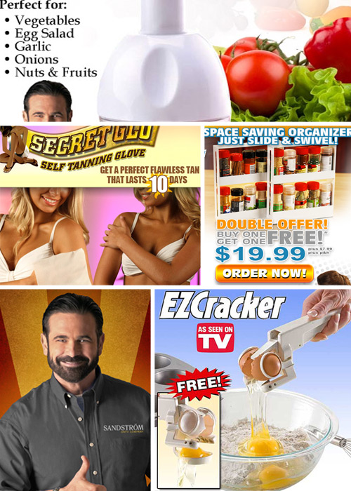 5 Ways Infomercials Convince you to Buy Useless Crap
