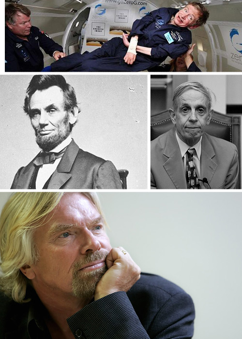 5 Successful People Who Punched Their Disabilities in the Face