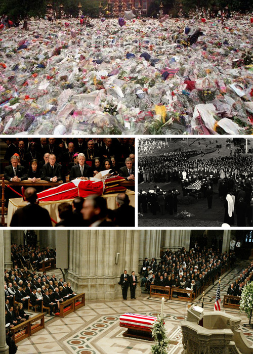 Famous Funerals Photos http://www.businesspundit.com/5-most-ridiculously-expensive-funerals/