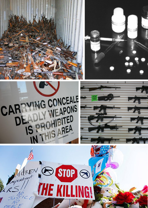 5 Ways to Make Gun Control Safer in America