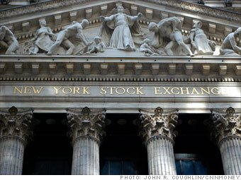 Wall Street Trading Low As Market Reopens And NYC Recovers In The Wake Of Hurricane Sandy