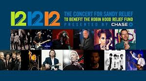 12-12-12 Sandy Relief Benefit Concert Earns Over $35 Million