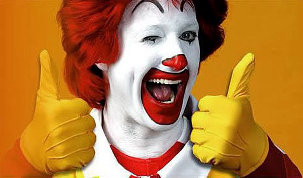 15 Creepiest Fast Food Mascots Ever
