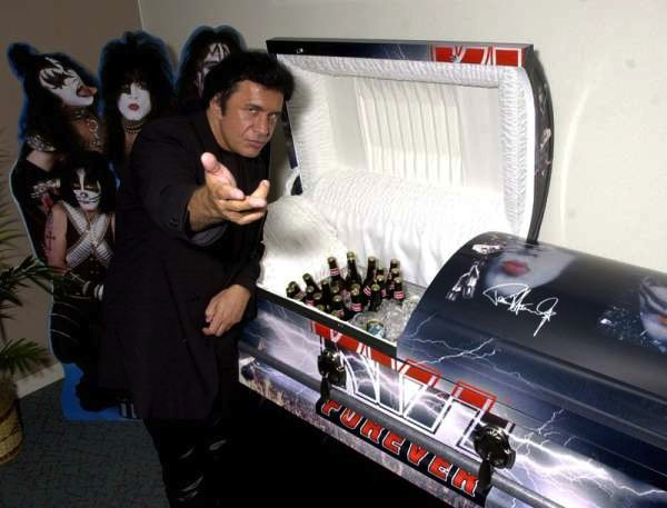 15 Amazingly Bizarre KISS Merchandising Products