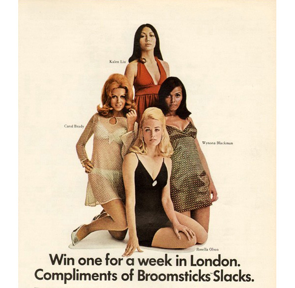 15 Unbelievably Sexist Vintage Ads