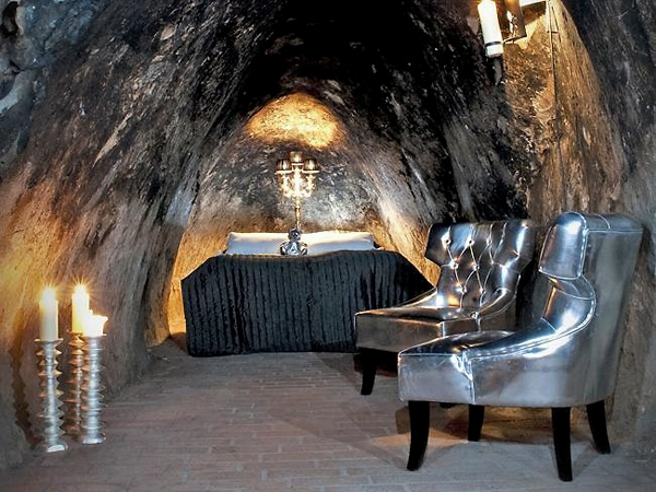 13 Incredible Subterranean Hotels