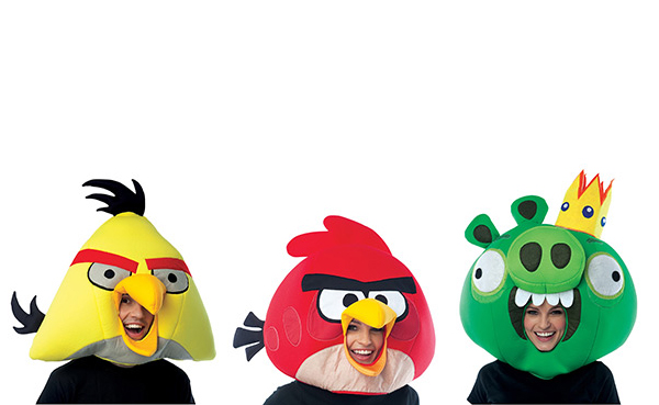 15 Brilliantly Featherbrained Pieces of Angry Birds Merchandise