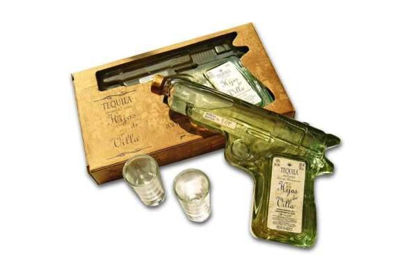 3. Hijos de Villa Tequila Gun