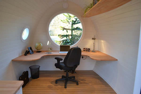 outdoor office pods. 12. Armadilla Outdoor Office Pods R