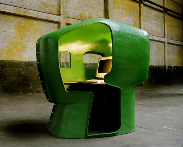 2. The Skull Workstation
