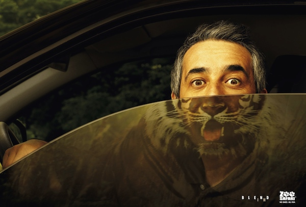 15 Wildly Imaginative Zoo Ads