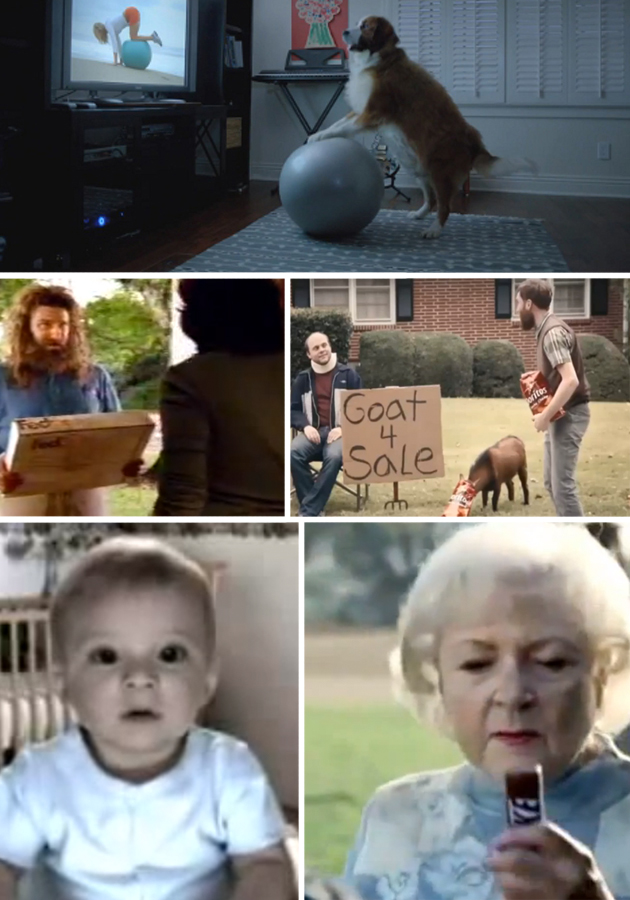 10 Of the Most Innovative Superbowl Ads