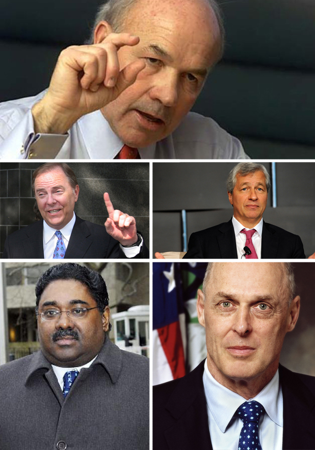 10 Most Corrupt Business Leaders of the Last Decade