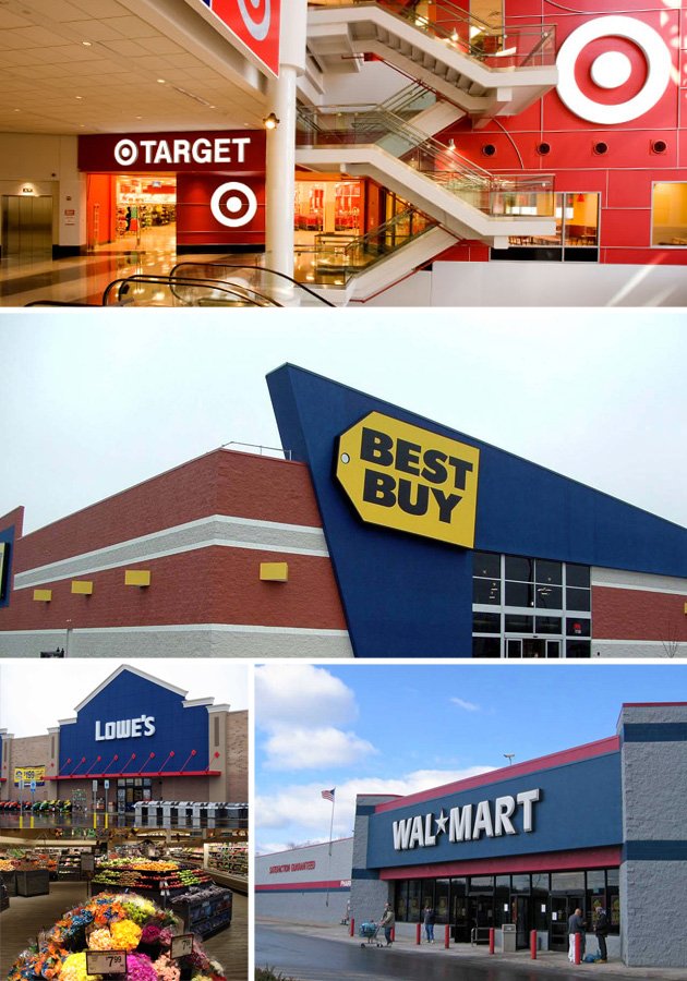 10 Chain Stores People Can't Get Enough Of